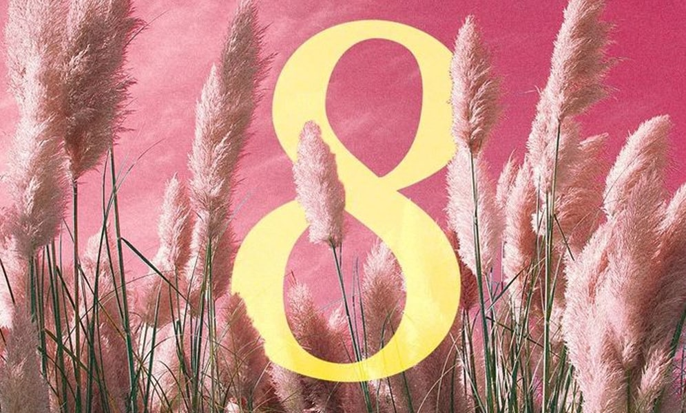 Ý nghĩa của thần số học số 8