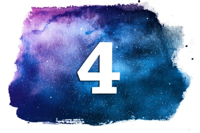 Đường đời số 4 trong thần số học