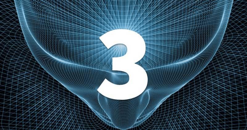 Số 3 xuất hiện 4 lần trong biểu đồ ngày sinh là rất hiếm gặp