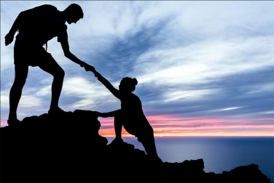 Số 6 luôn muốn đồng hành giúp đỡ người khác