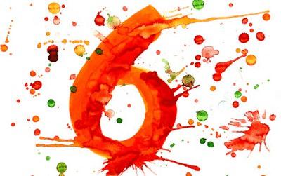 Số 6 xuất hiện trong biểu đồ ngày sinh 4 lần