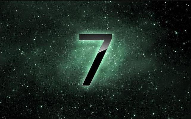 Số 7 trong học thần số