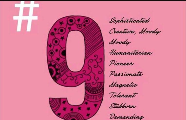 Số 9 trong thần số học