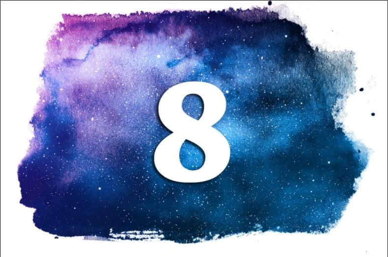 Ý nghĩa đường đời của số 8 trong thần số học