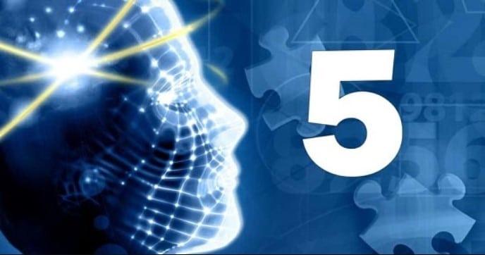 ý nghĩa số 5 trong thần số học